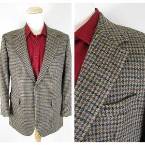 Vintage Brooks Brothers Shetland Wool Sport Coat